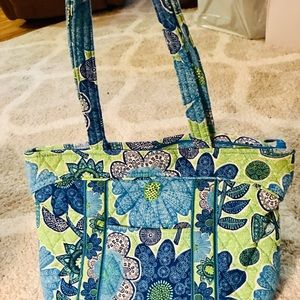 Vera Bradley Bags - Never used matching Vera Bradley wallet and purse!
